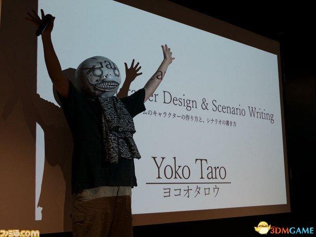 《尼尔》监制横尾太郎:龙背续作要经费 想拍AV