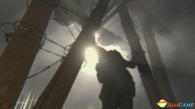 《生化危机7》最新DLC截图放出 神秘老人救佐伊