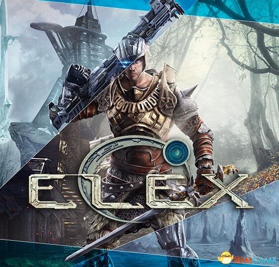 融合幻想及科幻开放世界ARPG《ELEX》正式版下载