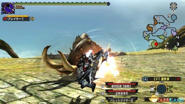 新体贴操作追加 Switch版《怪物猎人XX》更新1.2