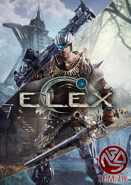 ELEX <span style='color:#c60a00;'>汉化</span>截图
