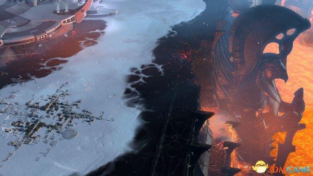 《战锤40K:战争黎明3》周末限免 加新地图新皮肤