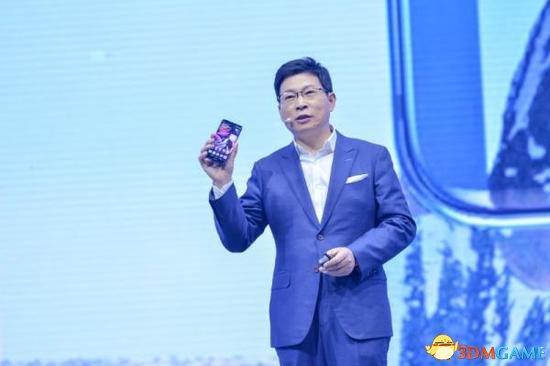 华为销量超苹果 余承东:不单纯追求市场份额第一
