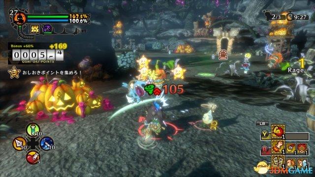 PS4/X-One《欢乐地牢》最新万圣节时令事件开启