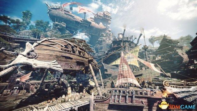 《怪物猎人:世界》是当下日本玩家最受期待的游戏