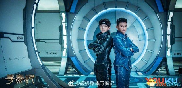 新版《寻秦记》首部预告及剧照 黑洞穿越特效惊人