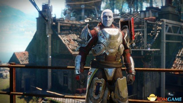 《命运2》PC版本超清截图 游戏配置亲民画质感人