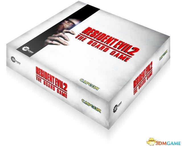 好评如潮 《生化危机2》桌游版募资已达72万英镑