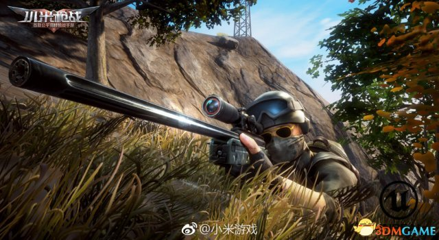 《小米枪战》也推出了大逃杀模式 截图和演示曝光