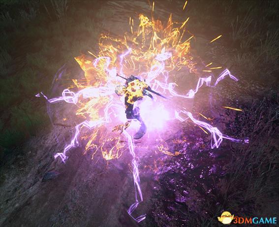巫师3:狂猎 v1.31改变亚登法印视觉效果MOD v1.5