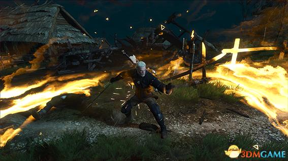 巫师3:狂猎 v1.31杰洛特魔剑士MOD v1.1