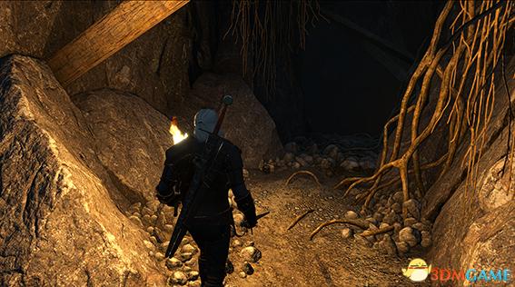 巫师3:狂猎 v1.31石头岩石美化MOD v1.0