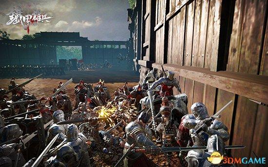 策略至上 《铁甲雄兵》带你走进真实古战场