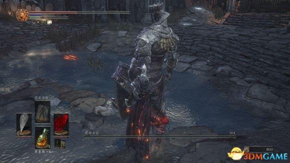 黑暗之魂3拳击流装备、加点、打法攻略