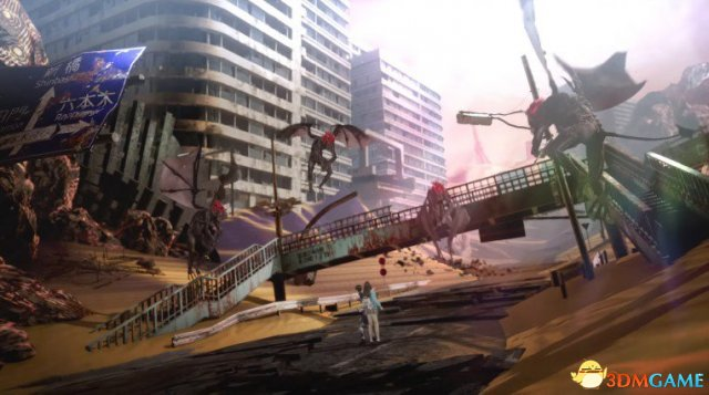 《真女神转生5》情报:希望用游戏反映社会现实