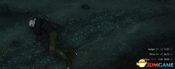 巫师3:狂猎 生存模式MOD v1.15.1