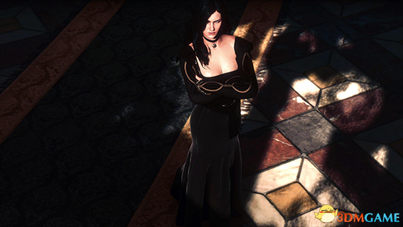 巫师3:狂猎 v1.31叶奈法外表服装美化MOD