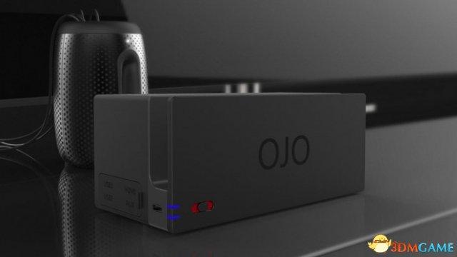 任天堂Switch主机神器,国内团队OJO推出任天堂S