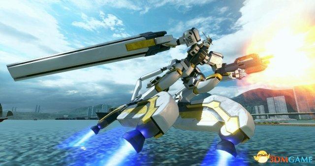 ATLAS高達參戰!PS4《高達VERSUS》11月新DLC
