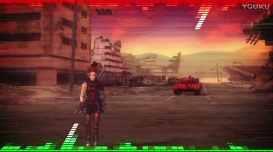 《重装机兵XENO》游戏预告