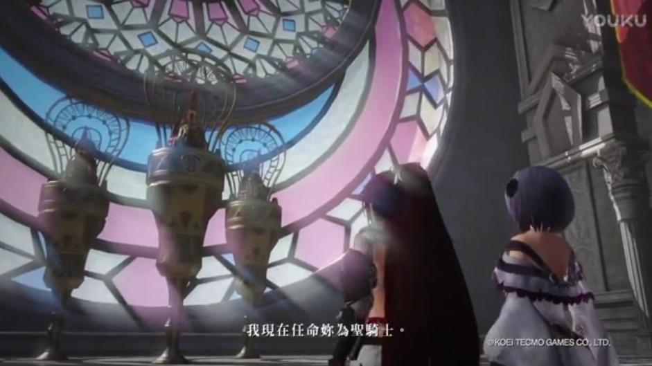 《无夜之国2》中文版实机