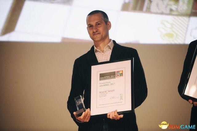 非电玩 世界最大桌游展 《SPIEL'17》 德国开幕