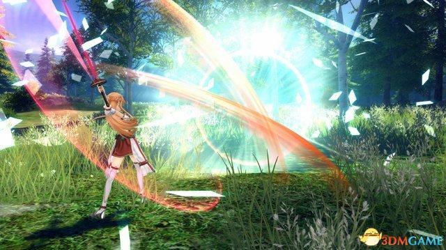 《刀剑神域:虚空幻界》3DM中英文免安装版发布