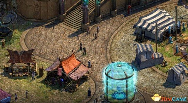 神秘之旅 《折磨:扭蒙拉之潮》Steam周末免费玩