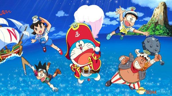 经典再续 《哆啦A梦:大雄的宝岛》游戏官网上线