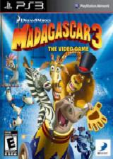 马达加斯加3 美版