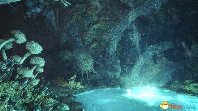 《怪物猎人:世界》新实机演示 腐烂山谷危机重