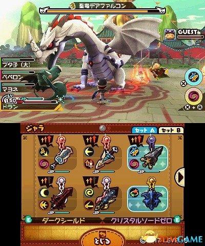 创意游戏3DS 《点心世界》 DLC第1弹上线 免费更新2.0