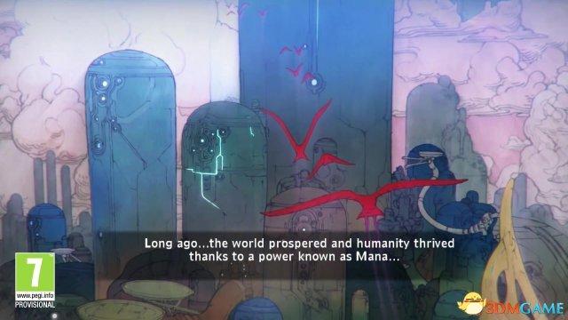 《圣剑传说2:重制版》开场动画 经典旧貌换新颜