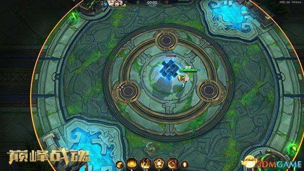 脑洞大开 《巅峰战魂》邀你参加英雄地图玩法设计啦