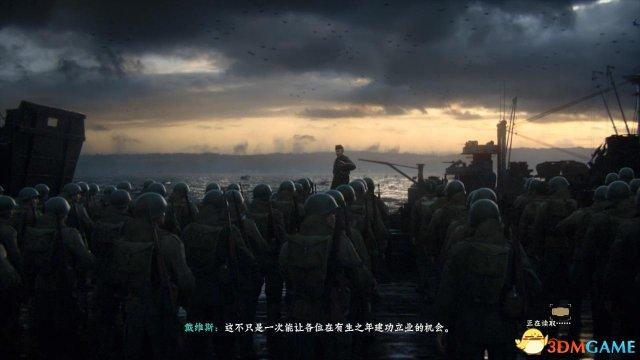 使命召唤14:二战 图文攻略 全关卡剧情流程全收集