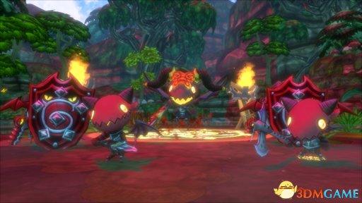 凶暴恶魔族将参战PS4/X-One《欢乐地牢》更新情报