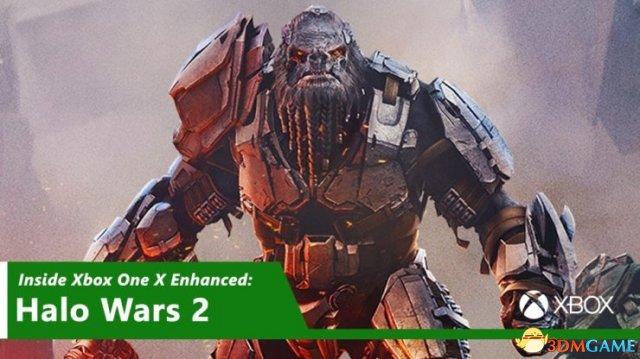 《光环战争2》Xbox One X增强细节:4KHDR及容量