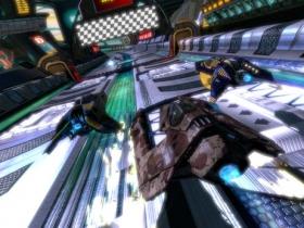 反重力赛车HD 游戏截图