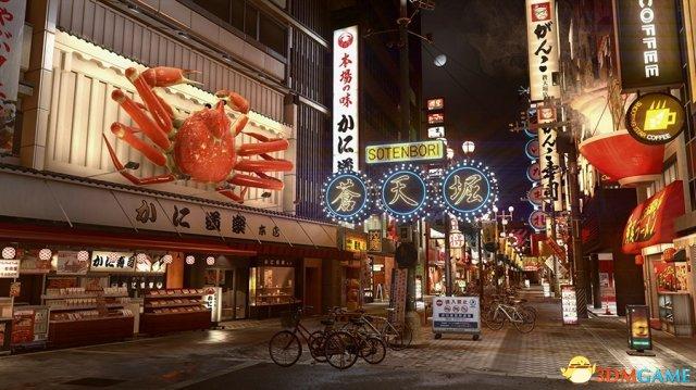 PS4《如龙:极2》最新街景游戏截图放出 内含福利