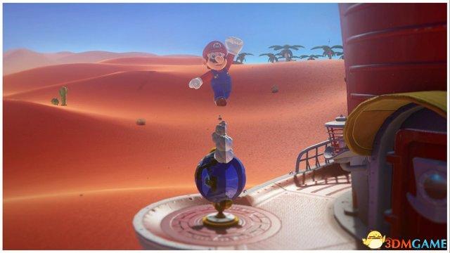 发掘真正游趣 《超级马里奥奥德赛》 吸引玩家小细节