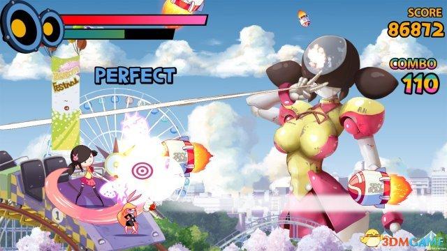 音乐节奏类游戏《收音锤神》将登陆PS4/PSV平台