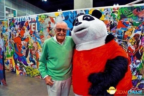 """""""漫威之父""""首创中国超级英雄诞生 熊猫大战外星人"""