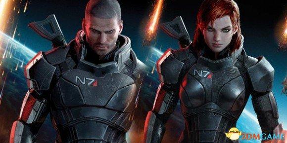 N7日来临 BioWare暗示与 《质量效应》 有关的惊喜