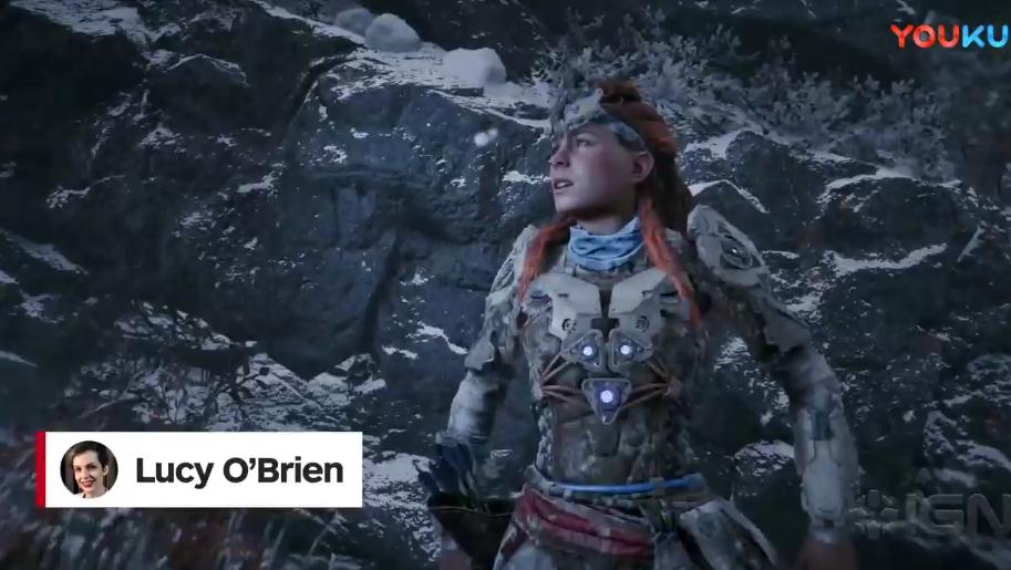《地平线:零之黎明》冰冻荒野DLC