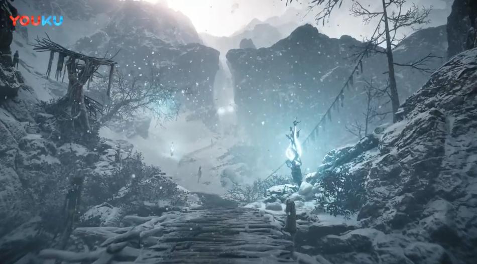 《地平线:零之黎明》DLC上市预告