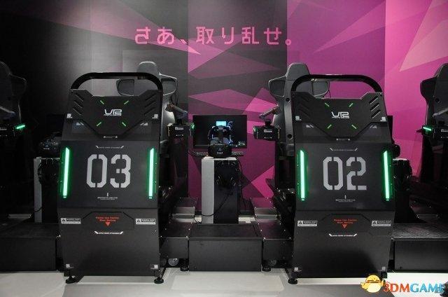 VR版 《机动战士高达  战场之绊》 最新体验试玩