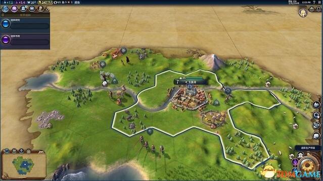 文明6 v1.0.0.194Fate阿尔托利亚领导的不列颠文明MOD