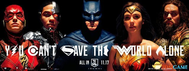 <b>成本最高的DC电影 《正义联盟》成本高达3亿美元</b>