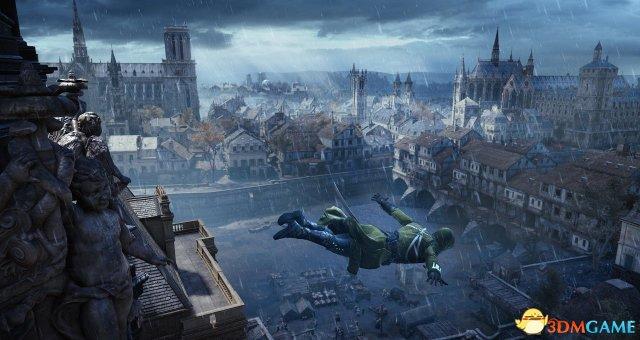 游戏中让人流连忘返的十大城市 宏伟与精致相结合