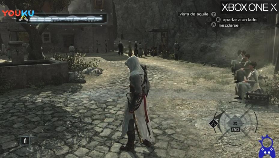 《<span style='color:#c60a00;'>刺客</span>信条》初代Xbox One X向下兼容优化